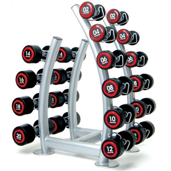 Best Deals On Escape Fitness Sbx Rubber Dumbbell Set