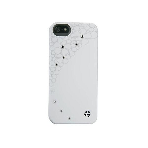 Trexta Crystal Snap On Cover for iPhone 5/5s/SE