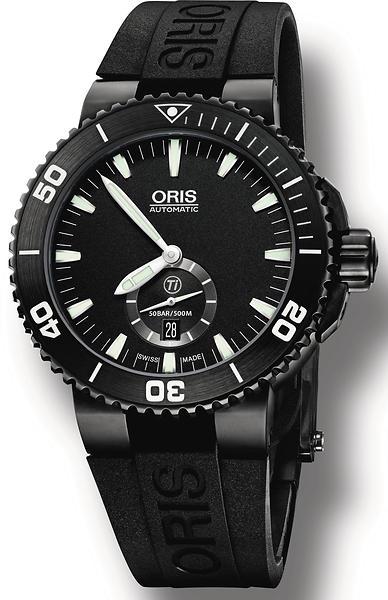 Oris Oris Aquis Titan Small Second 01.739.7674.7754.RS