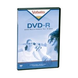 Verbatim DVD-R 4,7GB 4x 5pz Amaraycase