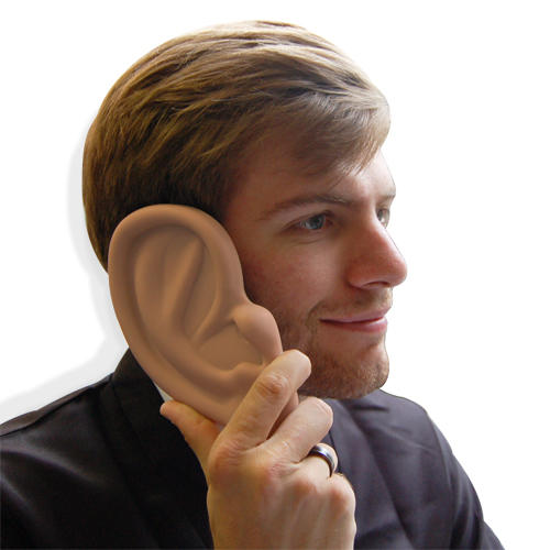 thumbsUp! Ear Case for iPhone 4/4S