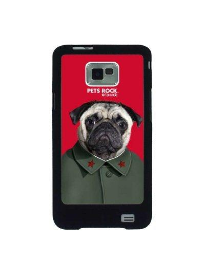 Pets Rock China Charicature for Samsung Galaxy S II