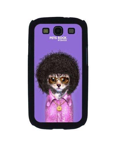 Pets Rock Disco Charicature for Samsung Galaxy S III