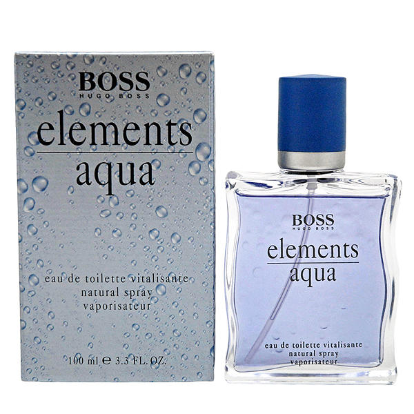 best deals on hugo boss boss elements aqua edt 100ml perfume compare prices on pricespy. Black Bedroom Furniture Sets. Home Design Ideas