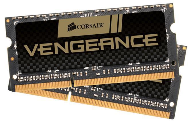 Corsair Vengeance SO-DIMM DDR3L 1600MHz 2x8GB (CMSX16GX3M2B1600C9)