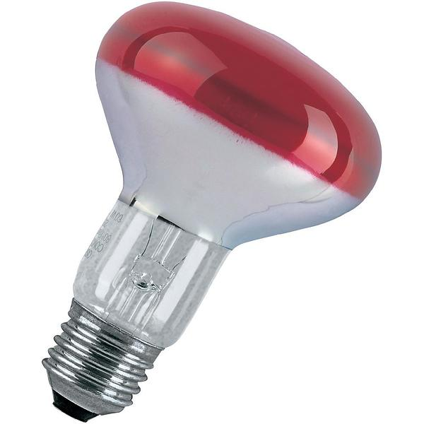 Paulmann R80 Red E27 60W (Dimmerabile)