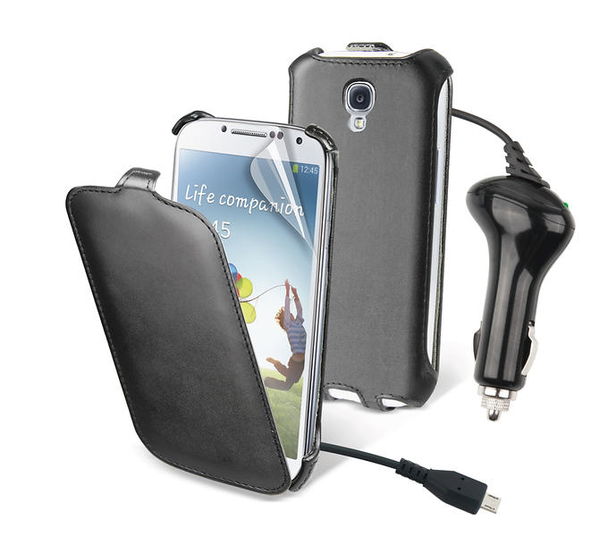 Muvit Protect and Charge Pack for Samsung Galaxy S4