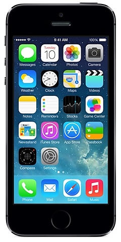 Apple iPhone 5s 16gb Space Gray (Grade A)