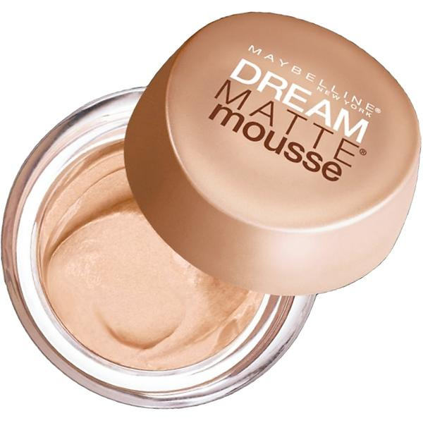maybelline dream matte mousse foundation 18ml au meilleur prix comparez les offres de fonds de. Black Bedroom Furniture Sets. Home Design Ideas
