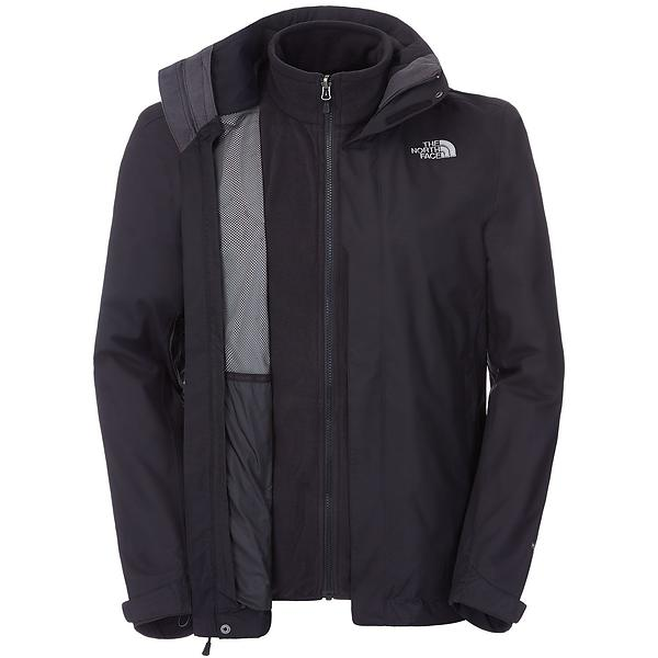 32ddeb0090e The North Face Evolution II Triclimate Jacket (Men's) Best Price | Compare  deals at PriceSpy UK
