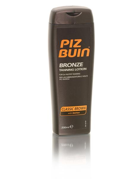 Best Deals On Piz Buin Bronze Tanning Lotion 200ml Fake