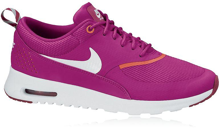 (599409 610) WOMEN'S SZ 9.5 NIKE AIR MAX THEA PINK OXFORD