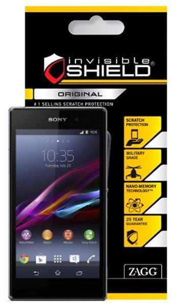 Zagg InvisibleSHIELD Original Full Body for Sony Xperia Z1