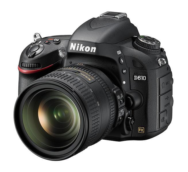 Nikon D610 + 24-85/3,5-4,5 VR