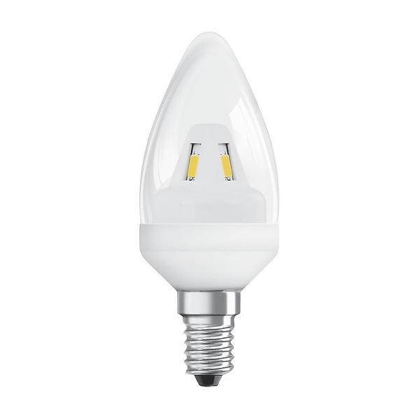 Osram LED Superstar Classic B Clear 470lm 2700K E14 6W (Dimmerabile)