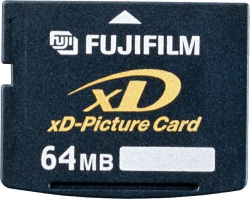 Fujifilm xD-Picture 64MB