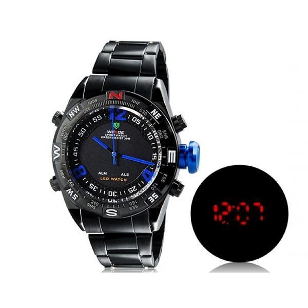Лед часы выдерживают погружение до 30 метров бренд и модель: обзор оплата и доставка оставить отзыв 0 есть вопросы?
