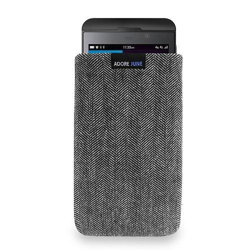 Adore June Business Case for BlackBerry Z10