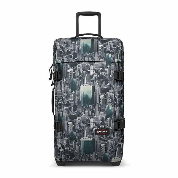 Eastpak - Tranverz M - Bagage à roulettes - Sunday Grey - 78L niGde
