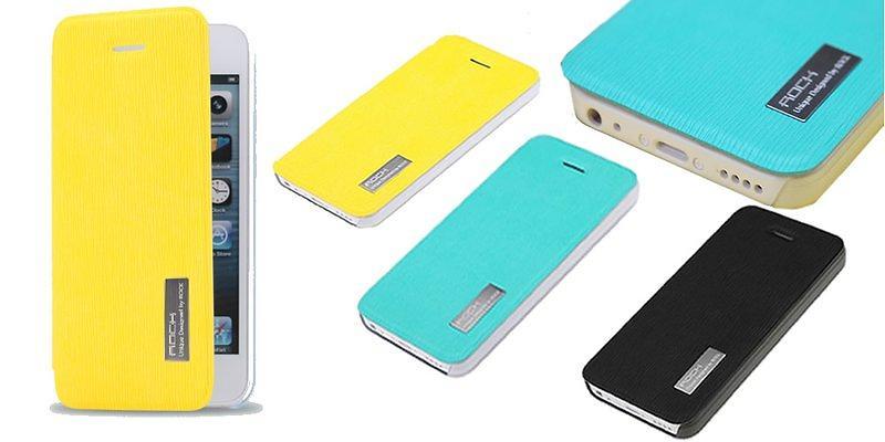 Rock Case Elegant for iPhone 5/5s/SE