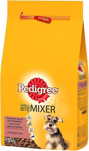Pedigree Mixer Small Bite 15kg