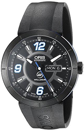Oris TT1 Williams F1 Team Day Date 01.735.7651.4765.RS