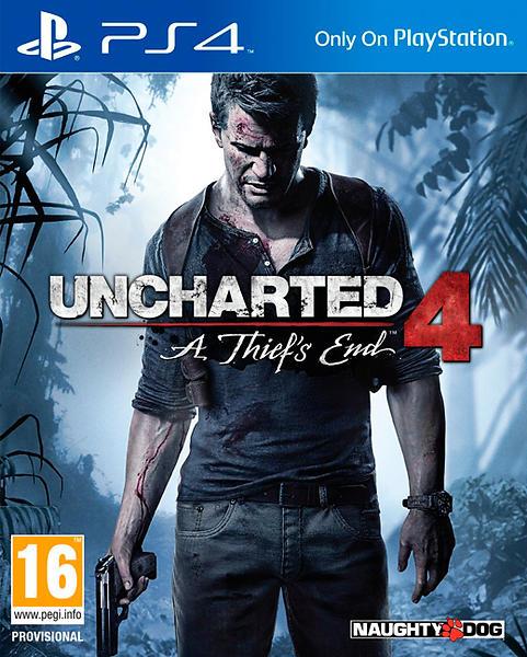 Bild på Uncharted 4: A Thief's End från Prisjakt.nu
