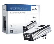 Devolo dLAN pro 500 Wireless+ (9191)