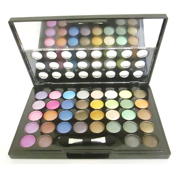 93 Best Pink Palette Images On Pinterest: Best Deals On Technic 36 Eyeshadow Box Palette Eyeshadow