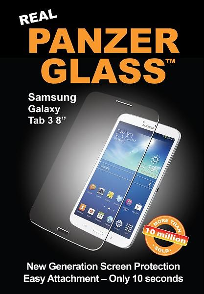 PanzerGlass Screen Protector for Samsung Galaxy Tab 3 8.0