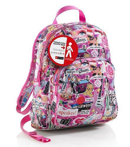 Miquelrius Jordi Labanda Color Palette Double Backpack (Jr)