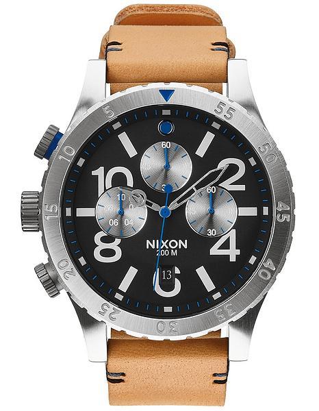 Nixon The 48-20 Chrono Leather