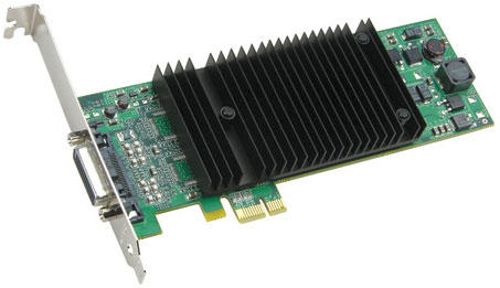 Matrox Millennium P690 (PCI-E x1) LP Dual Head 128MB