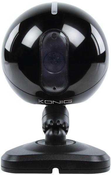 k nig sec ipcam105b au meilleur prix comparez les offres. Black Bedroom Furniture Sets. Home Design Ideas