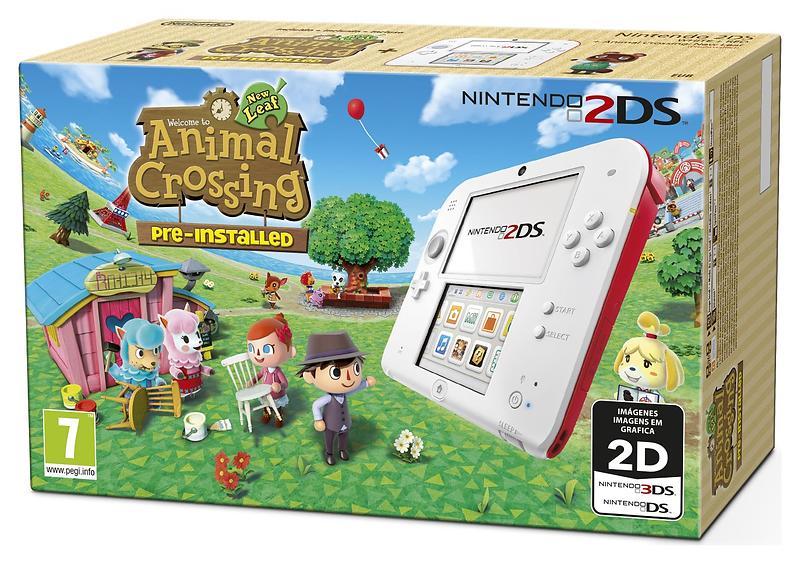 Les meilleures offres de nintendo 2ds animal crossing - Animal crossing new leaf consoles ...