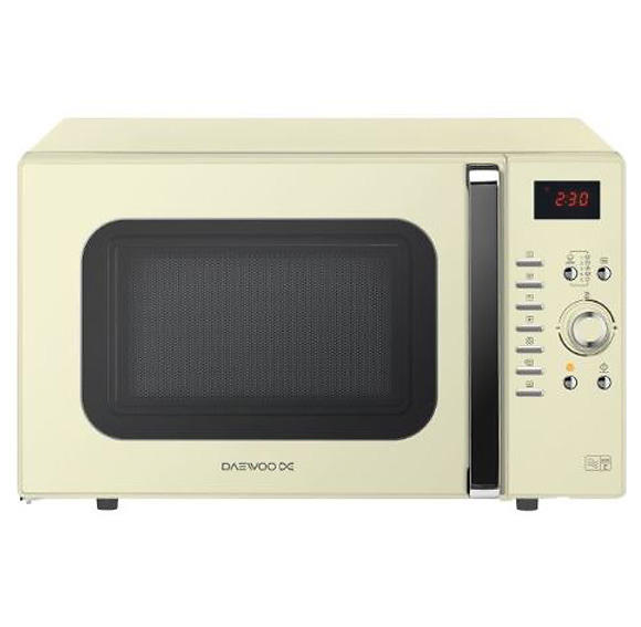Best Deals On Daewoo Koc 9q3tc Cream Microwaves Compare Prices Pricespy