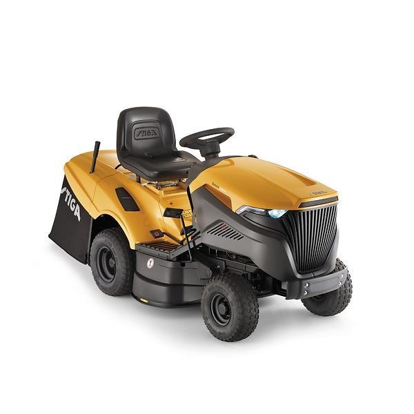 stiga estate 5092h au meilleur prix comparez les offres de tracteur tondeuse sur led nicheur. Black Bedroom Furniture Sets. Home Design Ideas