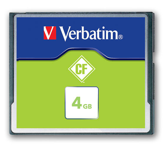 Verbatim Compact Flash 4GB