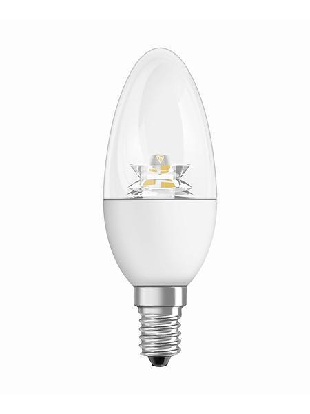 Osram LED Parathom Classic B Advanced Clear 470lm 2700K E14 6W (Dimmerabile)