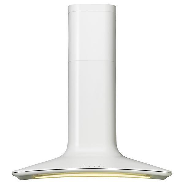 Bilder på IKEA Harmonisk 85cm Vägg (Vit) Köksfläkt