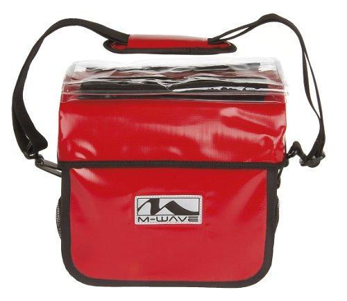 M-Wave Quebec Waterproof Handlebar Bag