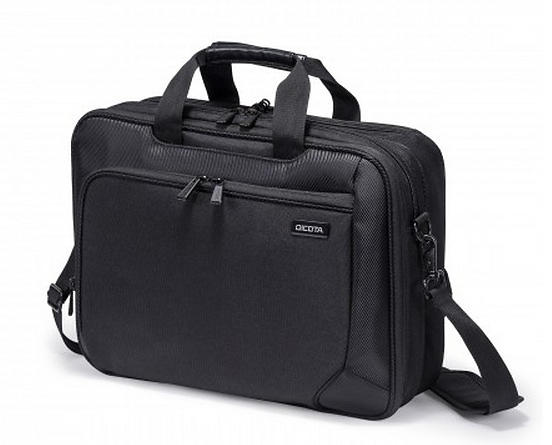 best deals on dicota top traveller dual eco 15 6 laptop bag compare prices on pricespy. Black Bedroom Furniture Sets. Home Design Ideas