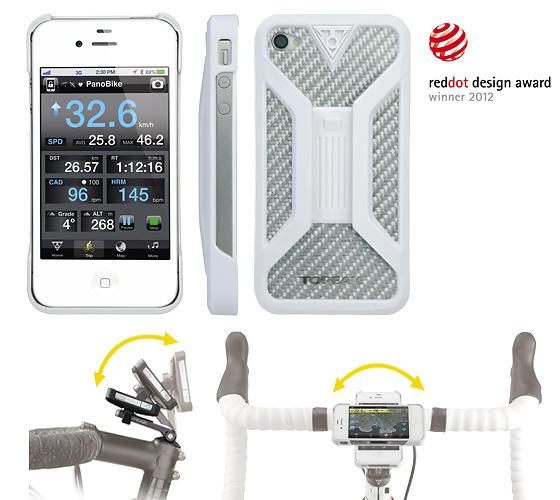 Topeak RideCase for iPhone 4/4S