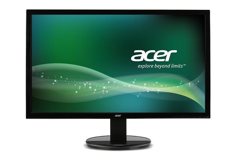 acer k272hl bd pc skjerm specs teknisk informasjon. Black Bedroom Furniture Sets. Home Design Ideas