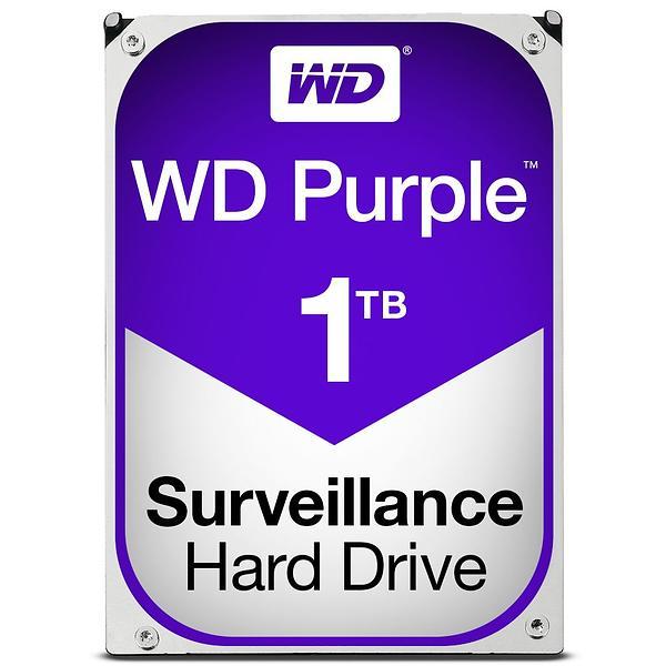 WD Purple WD10PURX 64MB 1TB