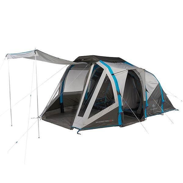 Best deals on Quechua Air Seconds Family 4.2 XL (4) Tent - Compare prices on PriceSpy  sc 1 st  PriceSpy & Best deals on Quechua Air Seconds Family 4.2 XL (4) Tent - Compare ...