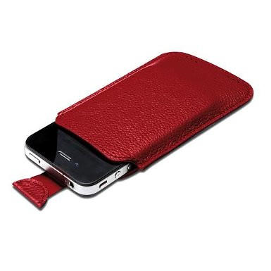 Ednet Leatherbag for iPhone 5/5s/SE