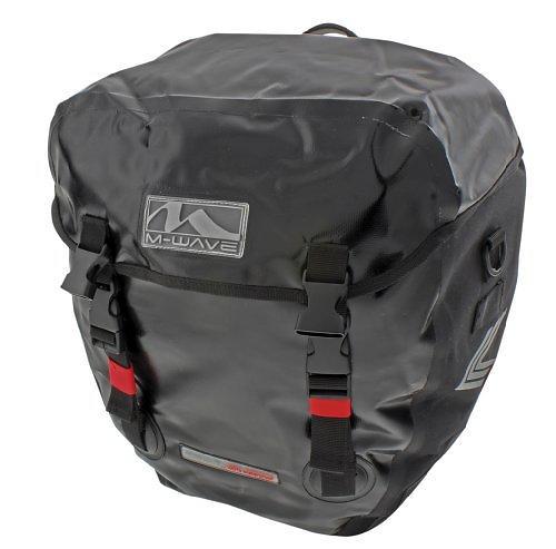 M-Wave Montreal Waterproof Carrierbag
