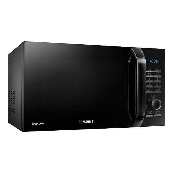 Les meilleures offres de samsung mc28h5125ak noir four micro ondes comparez les prix sur - Prix four micro onde ...