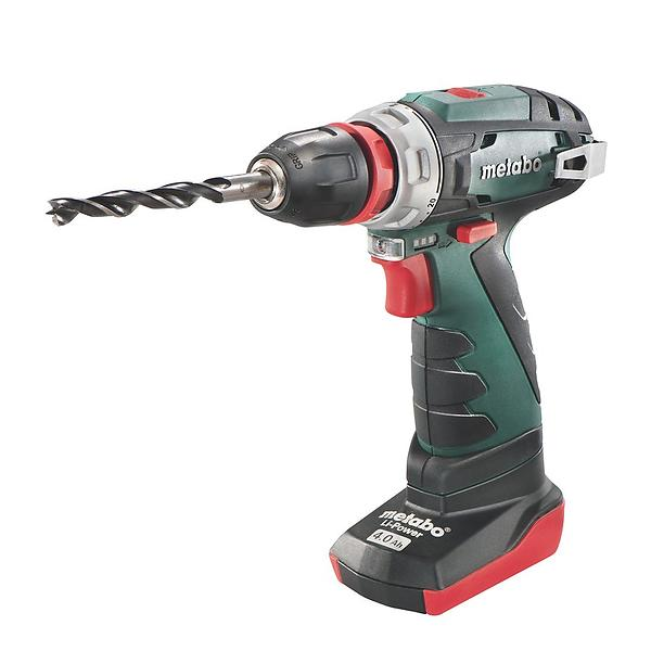 дрель metabo powermaxx